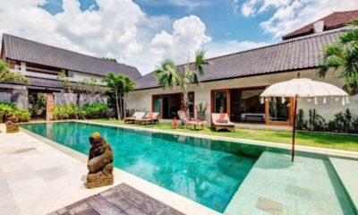 Abaca Villas Swimming Pool, Petitenget | 5 Bedroom Villas Bali