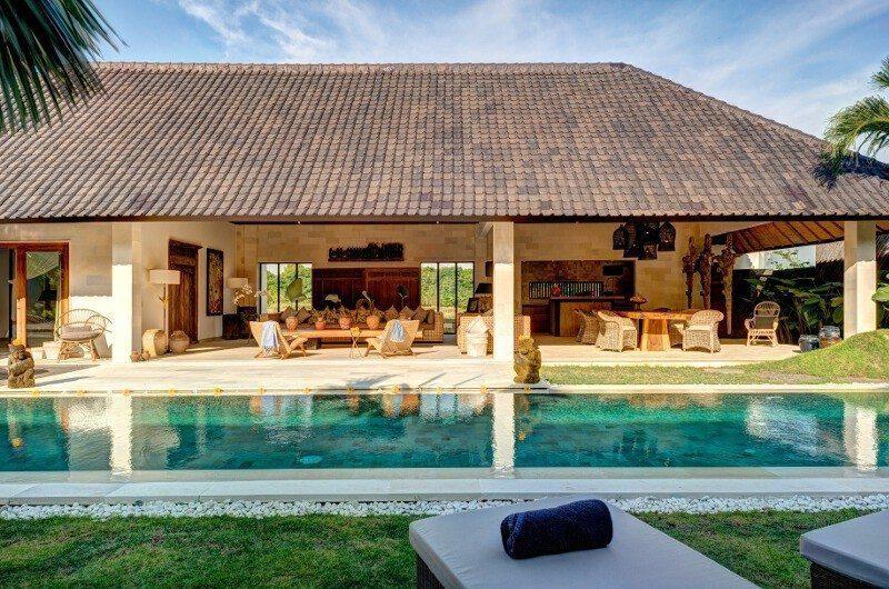Abaca Villas Gardens and Pool, Petitenget | 5 Bedroom Villas Bali