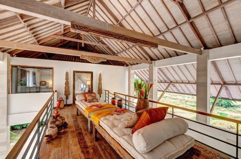 Abaca Villas View from Balcony, Petitenget | 5 Bedroom Villas Bali