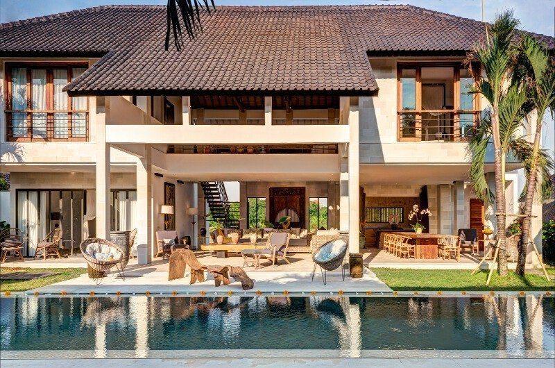 Abaca Villas Pool Side, Petitenget | 5 Bedroom Villas Bali