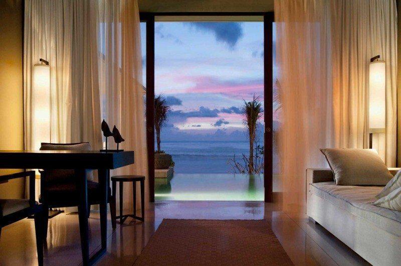 Soori Bali Seating Area, Tabanan | 5 Bedroom Villas Bali