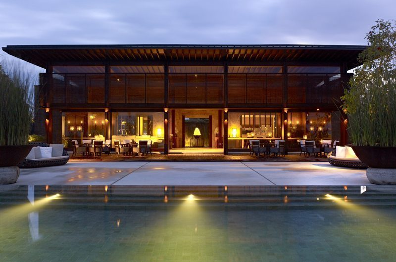 Soori Bali Night View, Tabanan | 5 Bedroom Villas Bali