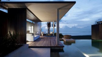 Soori Bali Pool Side Lounge, Tabanan   5 Bedroom Villas Bali