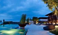Soori Bali Gardens and Pool at Night, Tabanan | 5 Bedroom Villas Bali