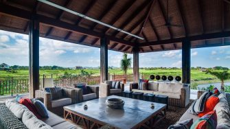Ambalama Villa Family Area, Seseh | 5 Bedroom Villas Bali