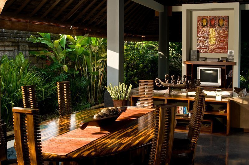 Anyar Estate Dining Area, Umalas | 5 Bedroom Villas Bali