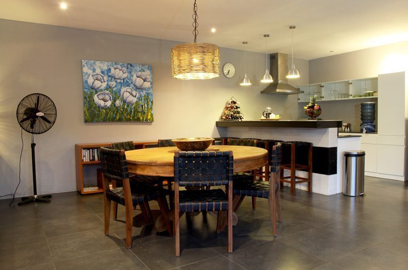 Anyar Estate Kitchen and Dining Area, Umalas | 5 Bedroom Villas Bali