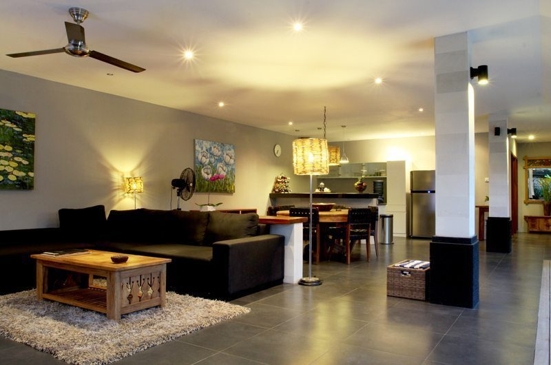 Anyar Estate Indoor Living Area, Umalas | 5 Bedroom Villas Bali