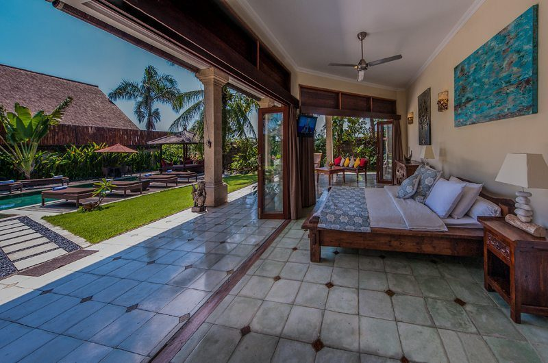 Anyar Estate Spacious Bedroom with Pool View, Umalas | 5 Bedroom Villas Bali