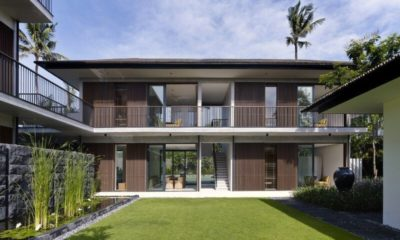 Arnalaya Beach House Outdoor Area, Canggu | 5 Bedroom Villas Bali