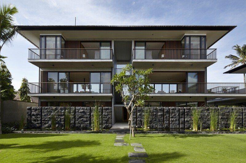Arnalaya Beach House Exterior, Canggu   5 Bedroom Villas Bali