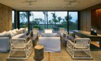 Arnalaya Beach House Indoor Living Area, Canggu | 5 Bedroom Villas Bali