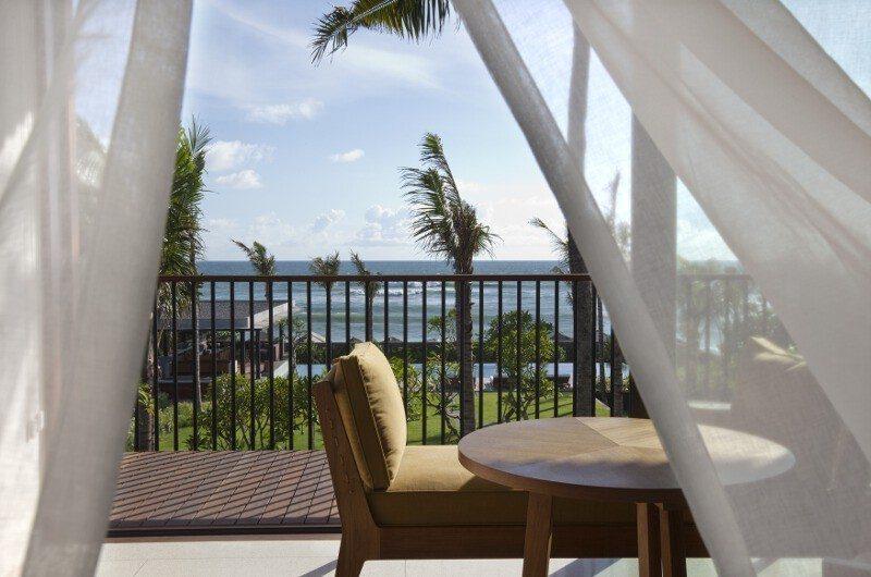 Arnalaya Beach House Balcony View, Canggu   5 Bedroom Villas Bali