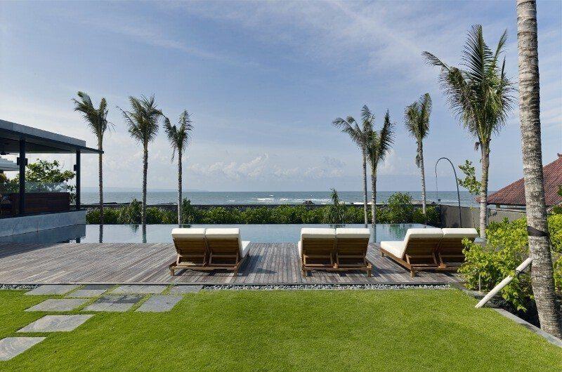 Arnalaya Beach House Sun Loungers, Canggu   5 Bedroom Villas Bali