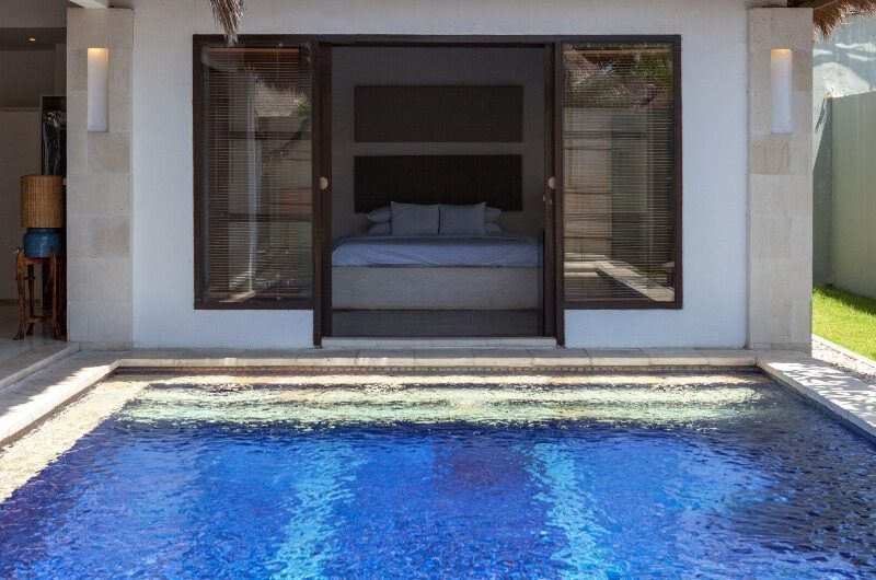 BVilla Spa Pool Side Bedroom View, Seminyak | 5 Bedroom Villas Bali