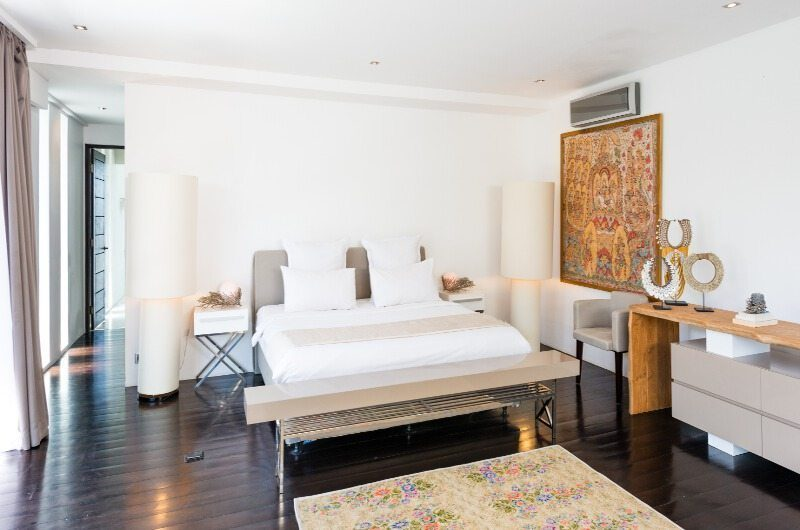 Casa Hannah Bedroom with Study Table, Seminyak | 5 Bedroom Villas Bali