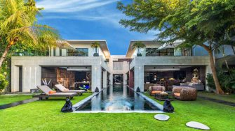 Casa Hannah Swimming Pool, Seminyak | 5 Bedroom Villas Bali
