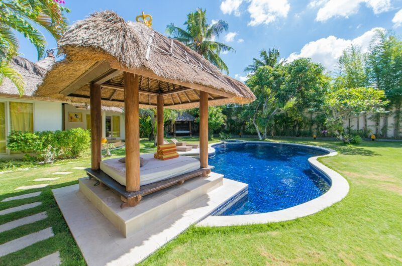 Casa Lucas Swimming Pool, Seminyak | 5 Bedroom Villas Bali