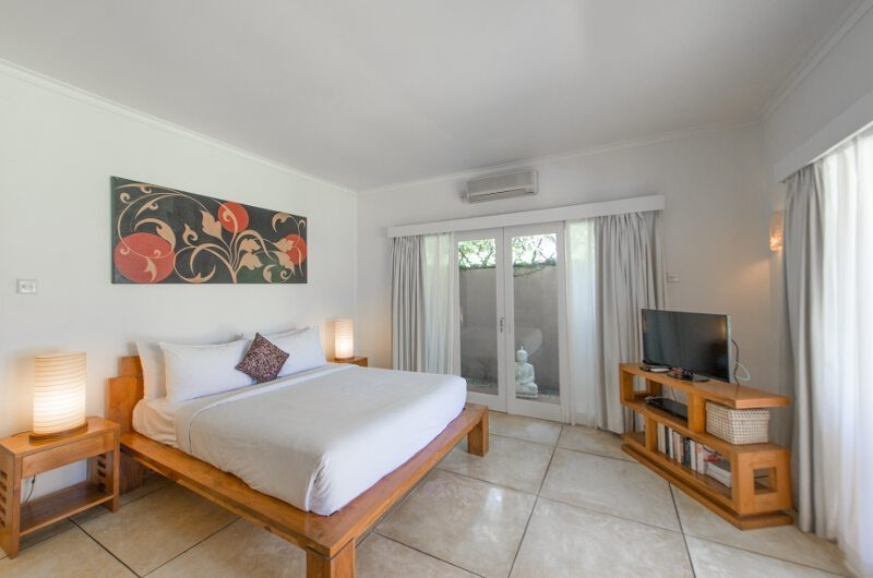 Casa Lucas Bedroom with TV, Seminyak | 5 Bedroom Villas Bali