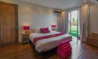Casa Mateo Bedroom with Garden View, Seminyak | 5 Bedroom Villas Bali