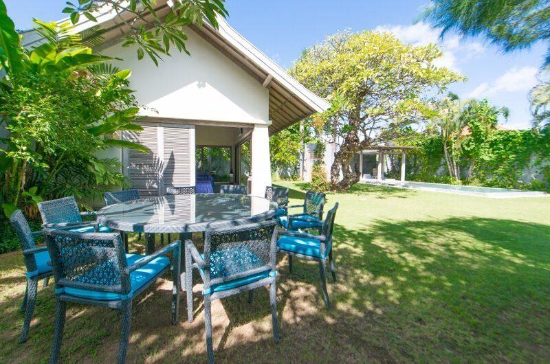 Casa Mateo Outdoor Dining, Seminyak | 5 Bedroom Villas Bali