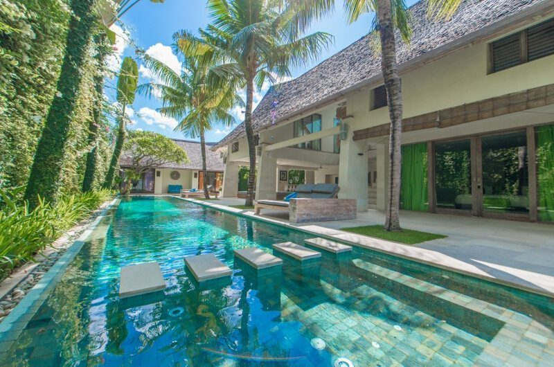 Casa Mateo Swimming Pool, Seminyak | 5 Bedroom Villas Bali