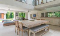 Casa Mateo Dining Area, Seminyak | 5 Bedroom Villas Bali