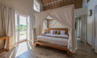 Casa Mateo Bedroom with Wooden Floor, Seminyak | 5 Bedroom Villas Bali