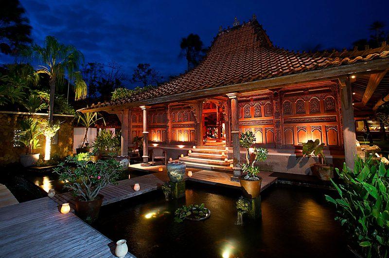 Des Indes Villas Outdoor Area, Seminyak | 5 Bedroom Villas Bali