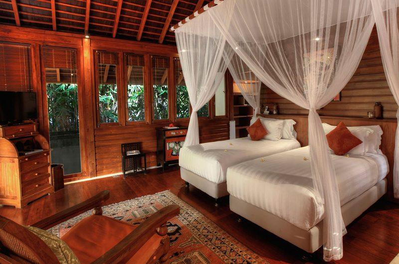 Des Indes Villas Twin Bedroom, Seminyak | 5 Bedroom Villas Bali