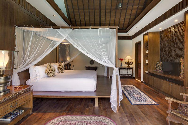 Des Indes Villas Bedroom with Wooden Floor, Seminyak | 5 Bedroom Villas Bali