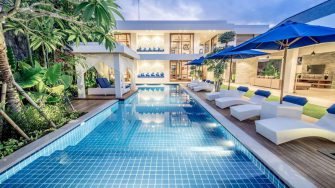 Freedom Villa Gardens and Pool, Petitenget | 5 Bedroom Villas Bali