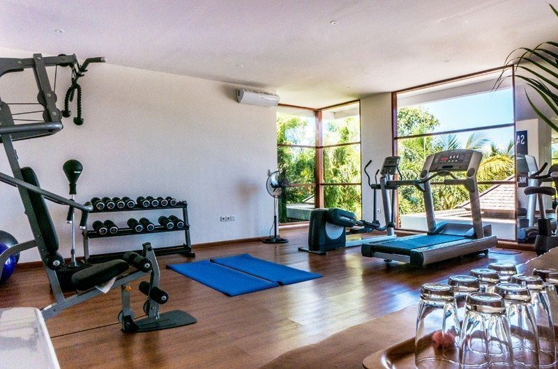 Freedom Villa Gym with Wooden Floor, Petitenget | 5 Bedroom Villas Bali