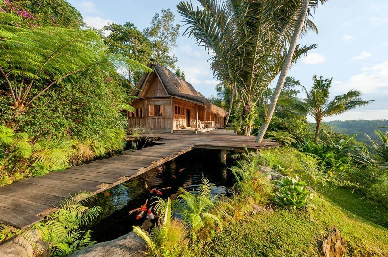 Hartland Estate Pathway, Ubud | 5 Bedroom Villas Bali