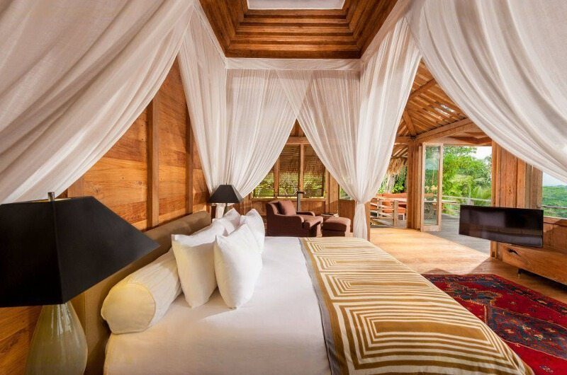 Hartland Estate Bedroom with Seating Area, Ubud | 5 Bedroom Villas Bali