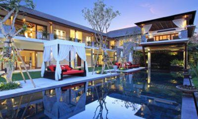 Kemala Villa Swimming Pool, Canggu | 5 Bedroom Villas Bali