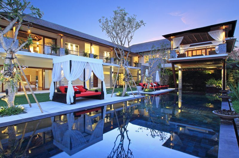 Kemala Villa Swimming Pool, Canggu | 5 Bedroom Villas Bali