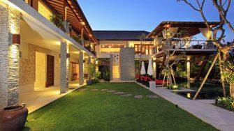 Kemala Villa Night View, Canggu | 5 Bedroom Villas Bali