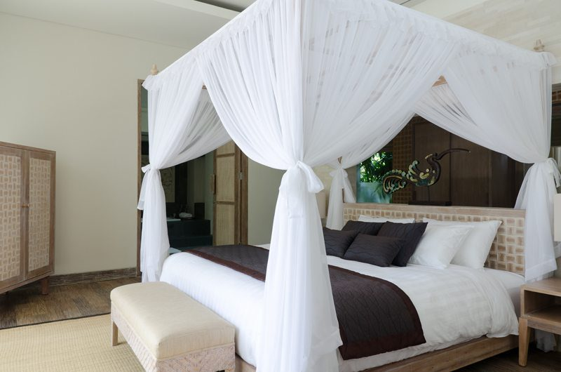 Kemala Villa Four Poster Bed, Canggu | 5 Bedroom Villas Bali