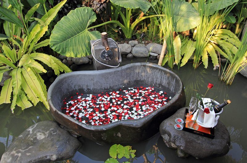 Kemala Villa Outdoor Bathtub, Canggu | 5 Bedroom Villas Bali