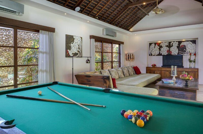 Lataliana Villas Entertainment Room, Seminyak | 5 Bedroom Villas Bali