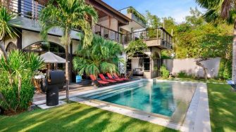 Niconico Mansion Pool Side, Petitenget | 5 Bedroom Villas Bali