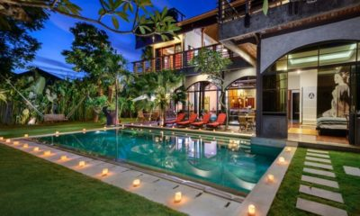 Niconico Mansion Swimming Pool, Petitenget | 5 Bedroom Villas Bali