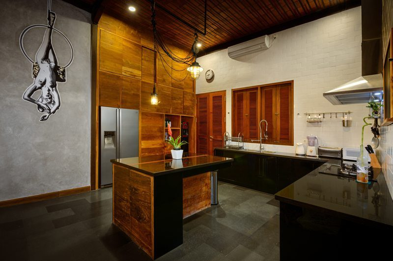 Niconico Mansion Kitchen Area, Petitenget | 5 Bedroom Villas Bali