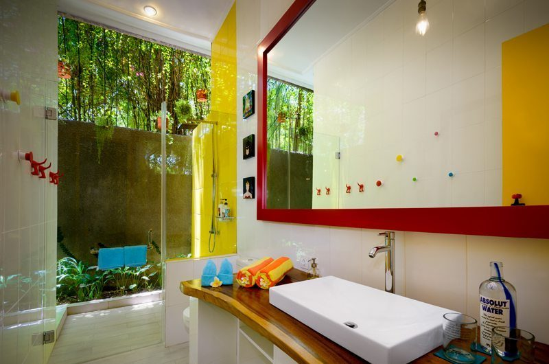 Niconico Mansion Bathroom with Shower, Petitenget | 5 Bedroom Villas Bali
