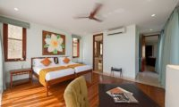 Pandawa Cliff Estate Twin Bedroom with Wooden Floor, Ungasan | 5 Bedroom Villas Bali
