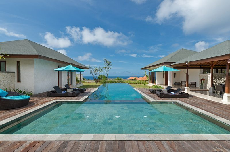 Pandawa Cliff Estate Swimming Pool, Ungasan | 5 Bedroom Villas Bali