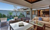 Peppers Seminyak Pool Side Lounge Area, Seminyak | 5 Bedroom Villas Bali