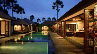 Peppers Seminyak Night View, Seminyak | 5 Bedroom Villas Bali