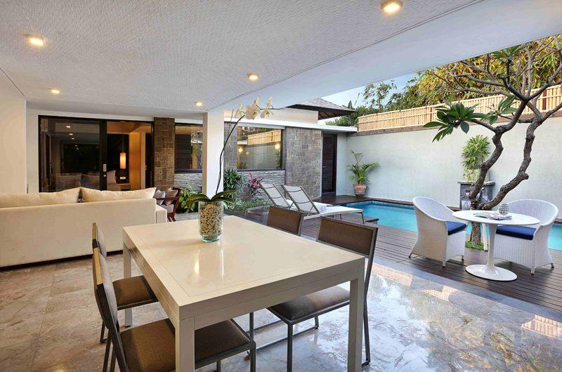 Peppers Seminyak Pool Side Dining, Seminyak | 5 Bedroom Villas Bali